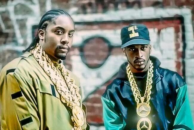 Eric B. and Rakim Hip Hop Party Classics