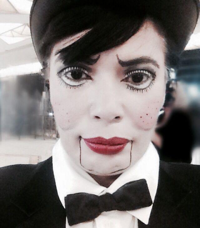 Ventriloquist dummy makeupVentriloquist Dummies Makeup