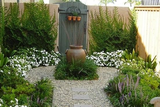 French Formal Garden French Garden Small Space Design