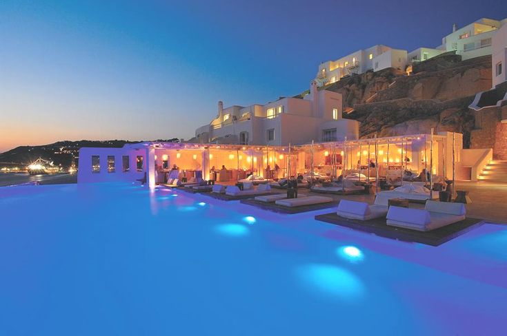 Cavo Tagoo hotel - Greece.