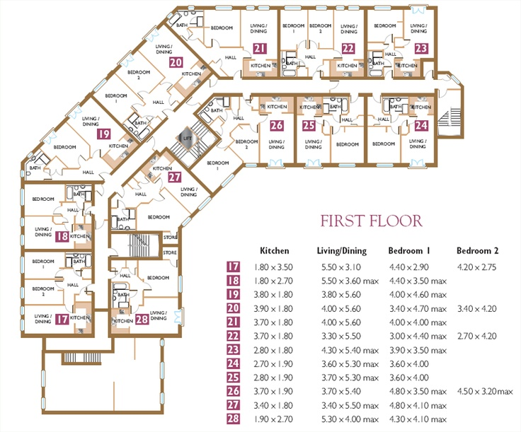 Dorm floor plans modify college dorm young adult for Floor plans lafayette college