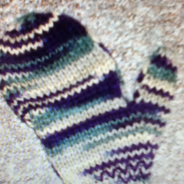 Crocheting Mittens For Beginners : Easy Beginner Mittens Pattern. Crafts Pinterest