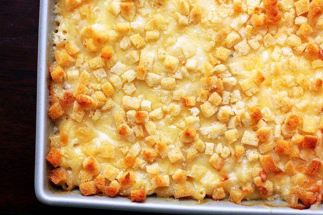 martha's macaroni-and-cheese | Pasta | Pinterest