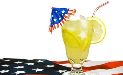 july 4th cocktail recipes