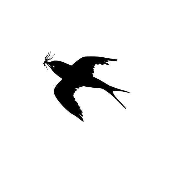 Flying Bird clip art found on Polyvore | Halloween | Pinterest