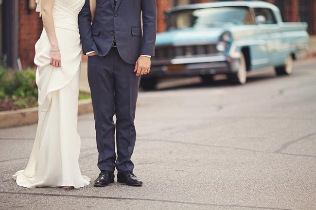 Jessica & Brian | Photographer: Caroline Fontenot