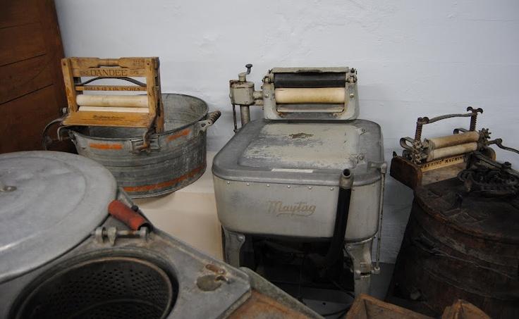 washing machine museum