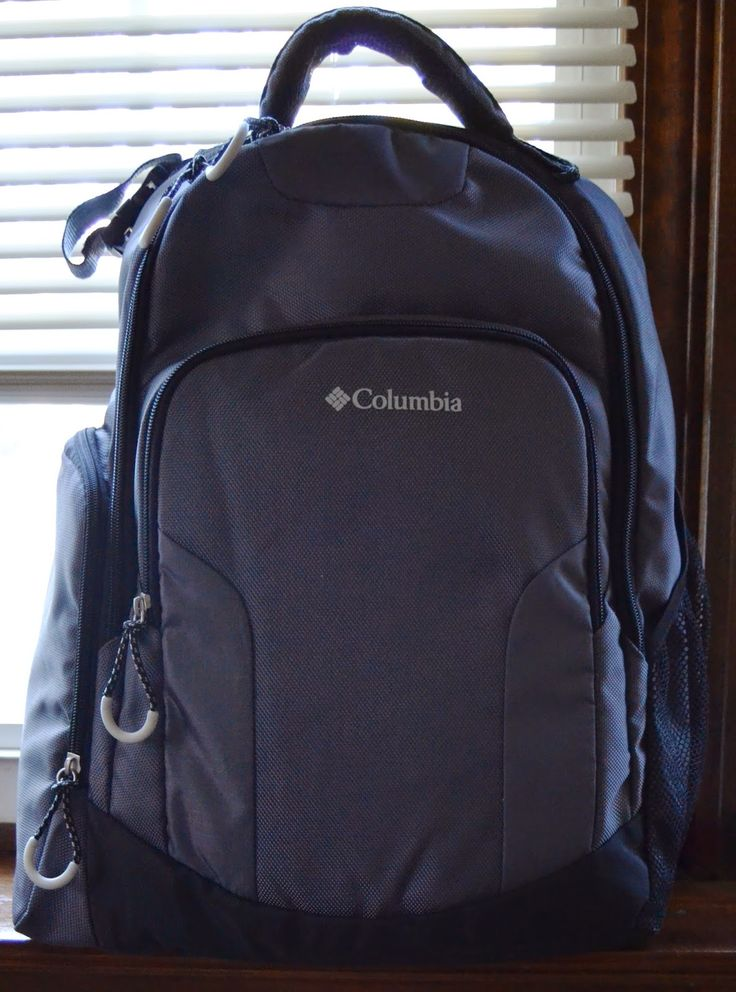 columbia backpack diaper bag reviews and giveaways pinterest. Black Bedroom Furniture Sets. Home Design Ideas