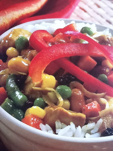 Chicken Curry Stir fry | What's for dinner? Mom (find me on face book ...
