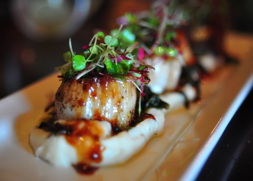 Scallops. | Tasty stuff | Pinterest
