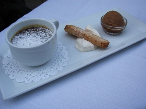 the Coffee Creme Brulee from Acacia | Taste Frederick | Pinterest