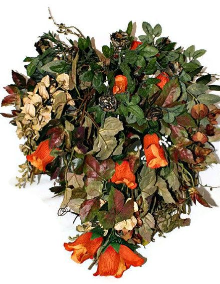 Camo wedding bouquet mossy oak camo by avcustomdesignsandmo 150 00