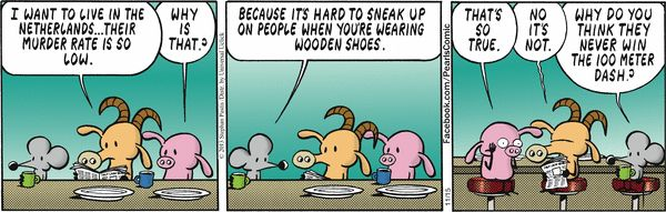 Pearls Before Swine Pearls before swine comic shows why it's impt to learn about different cultures