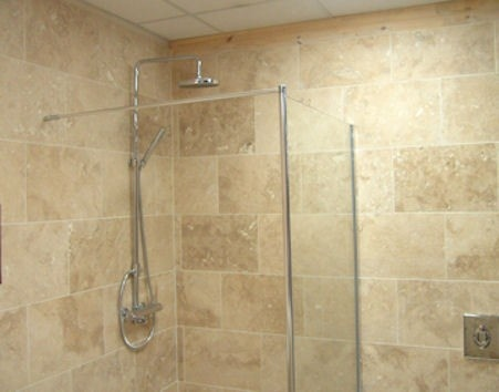 Creative Bathroom Tile Patterns Shower With Simple Style