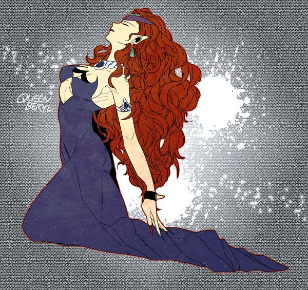 Queen Beryl | Bishoujo Senshi Sailor Moon | Pinterest