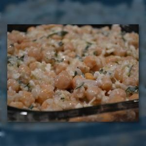 Casserole Craze: Chickpea Casserole with Lemon, Herbs, and Shallots