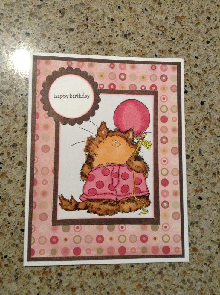 Penny Black Birthday Card | Handmade Birthday Cards ...