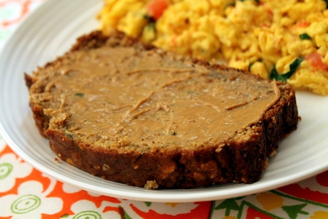 zucchini oatmeal bread | Healthy Eating | Pinterest
