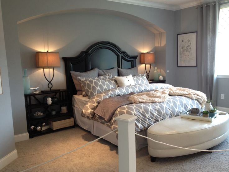 2013 bia parade of homes | House- Bedroom | Pinterest