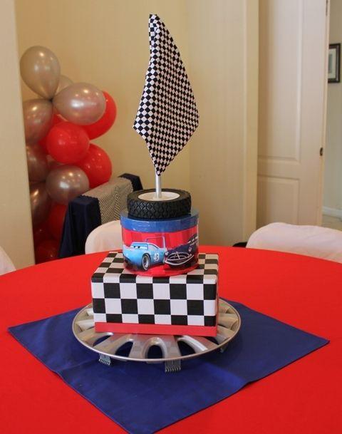 Disney pixar cars birthday party ideas
