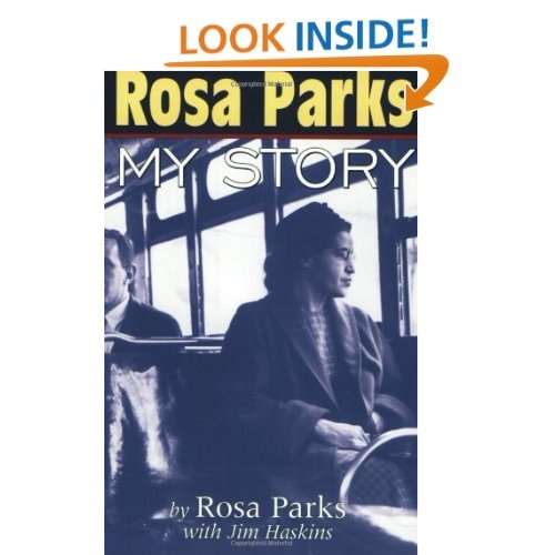 rosa parks my story book report