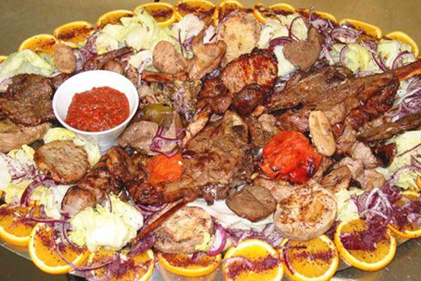 Мясное ассорти в духовке рецепты
