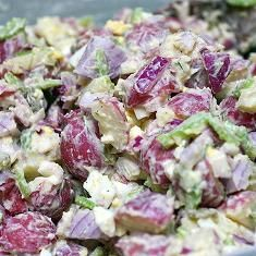 Rosanne Cash's Potato Salad | Yummy, yummy, yummy | Pinterest