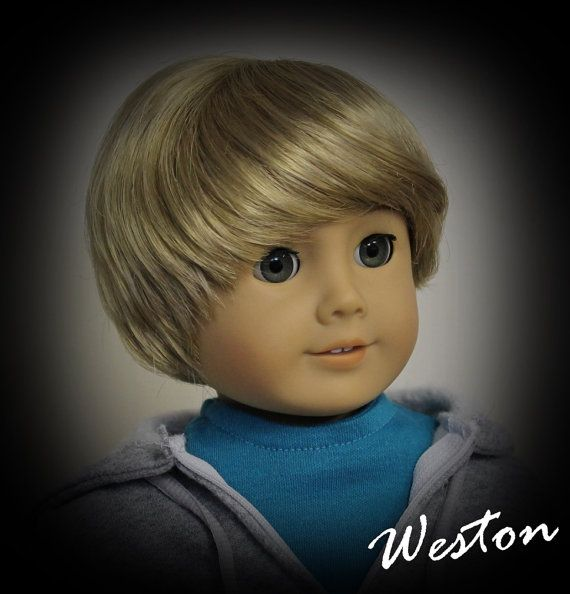 American Girl Boy Doll Wigs For Sale 119