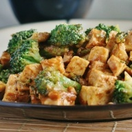 Kung Pao Tofu and Broccoli. Spice up your weeknight menu with this ...