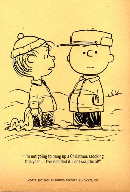 quotes about snoopy and linus - Peanuts Christmas Quotes