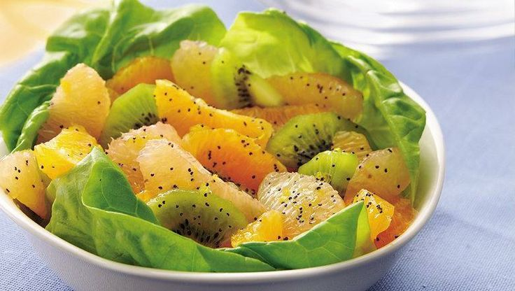 More like this: citrus salad , citruses and dressings .