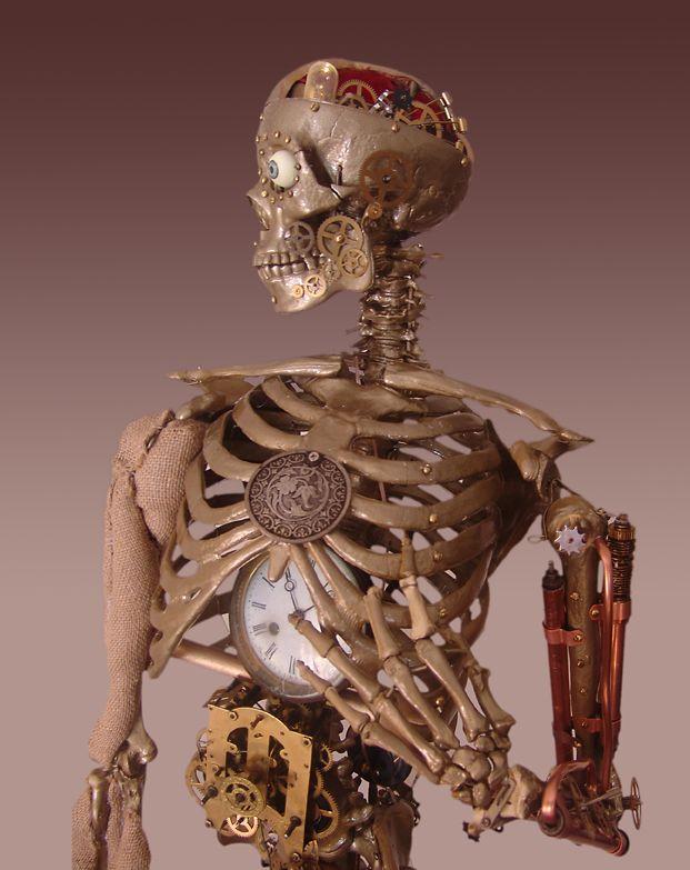 Ted Shawn Automaton Dancer by Lahri Bond.