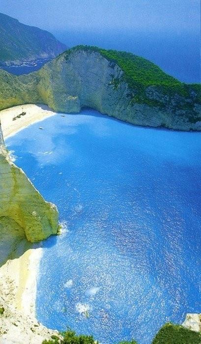 Narajio Beach, Greece