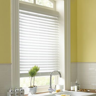 Embossed Faux Wood Blinds - jcpenney