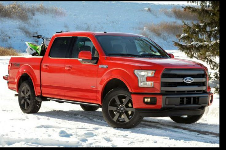 2015 - FX4 Ford F150