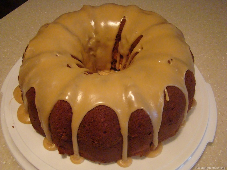 apple cream cheese bundt cake | Cake | Pinterest