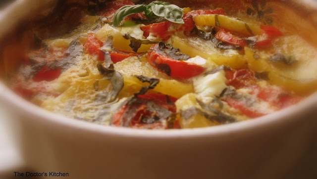 Spiced Tomato Gratin | My work | Pinterest