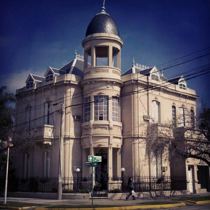 Casa antigua en reconquista argentina fachadas pinterest - Fotos de casas antiguas ...