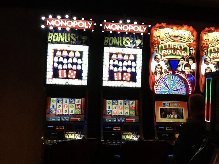 monopoly slot machines in las vegas