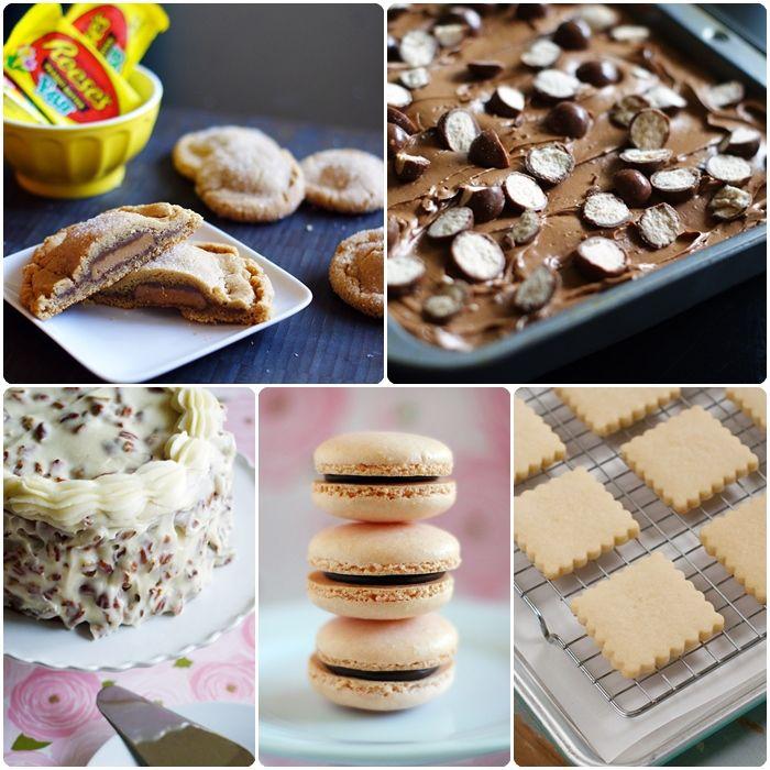 Reese Egg stuffed peanut butter cookies | Peanut butter Cookies | Pin ...