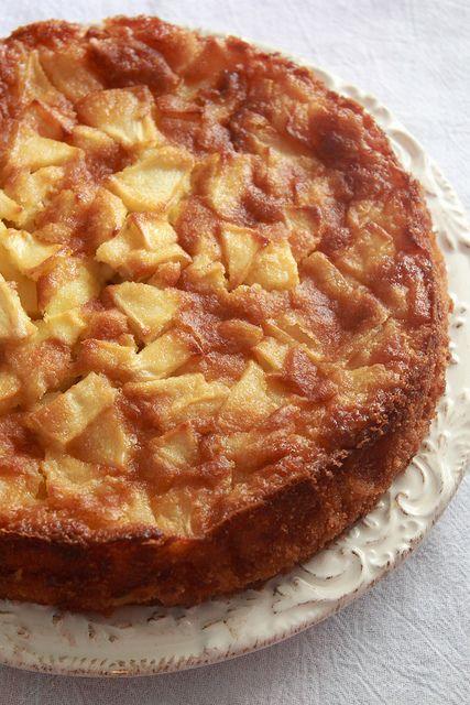 Apple Cakes