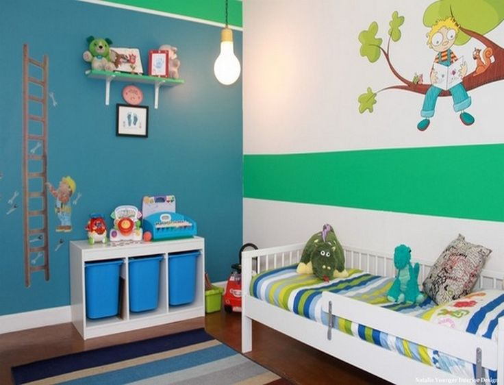 toddler room decor