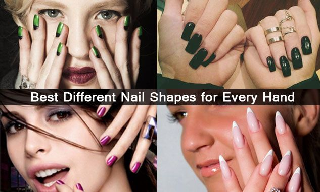 10 Types Of Manicures You Should Know About recommend