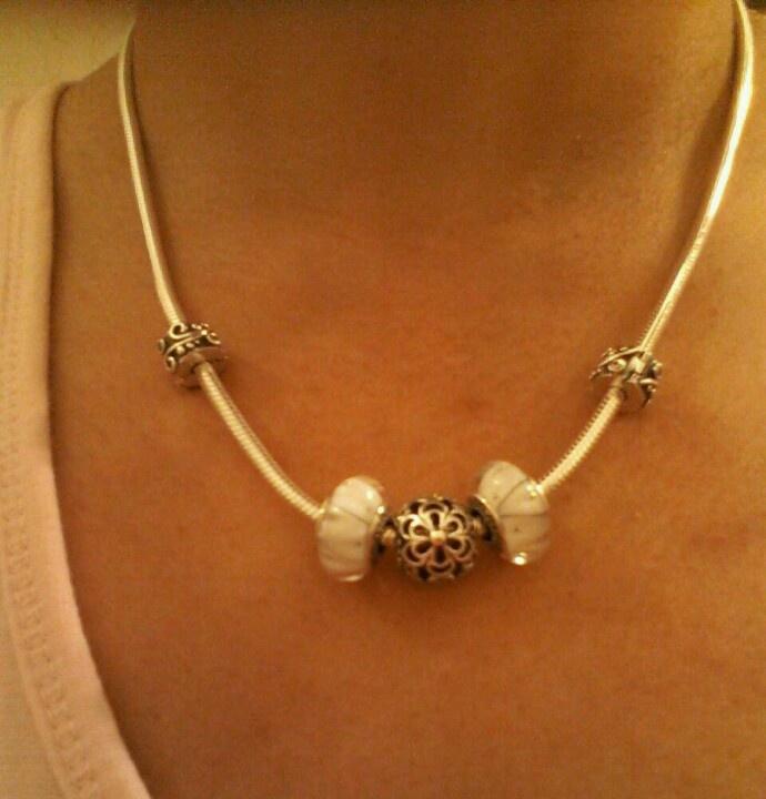 Pandora necklaces for women pictures