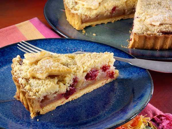 Apple Cranberry Pie | Recipe