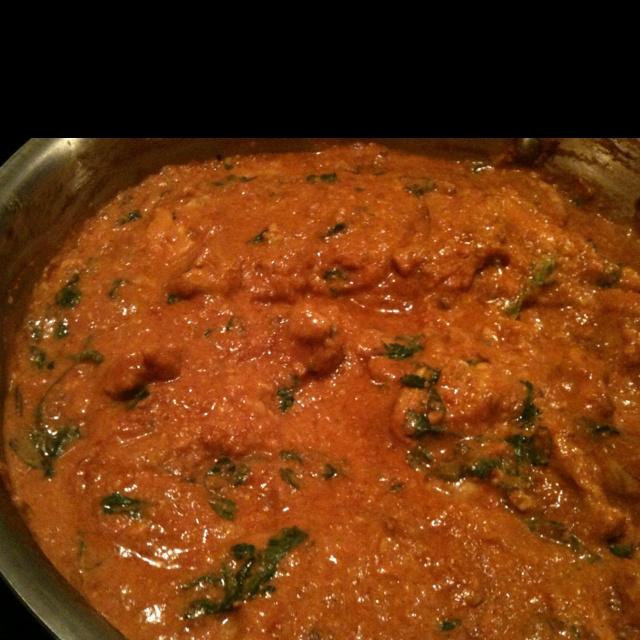 tikka masala chicken tikka masala and cumin scented green peas pulao ...