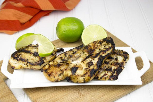 Margarita Grilled Chicken for Your Fiesta | Food Fanatic