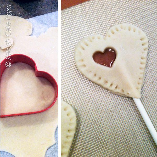 How to make pie pops | Cupcakes N' Sweeeeeeeets | Pinterest