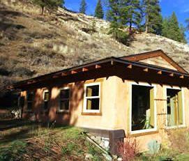 earth berm house dream homes pinterest