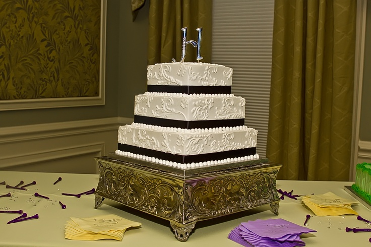 our wedding cake by ludgers in tulsa ok wedding pinterest